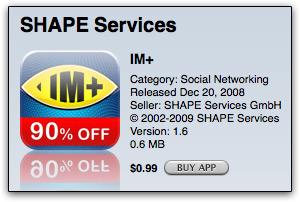 IM+, da SHAPE Services