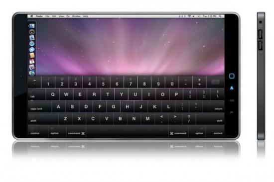 Possível Mac tablet
