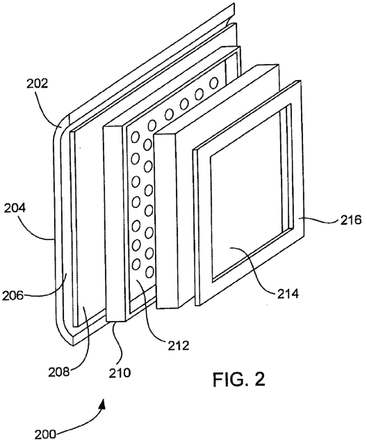 Patente de Tablet da Apple