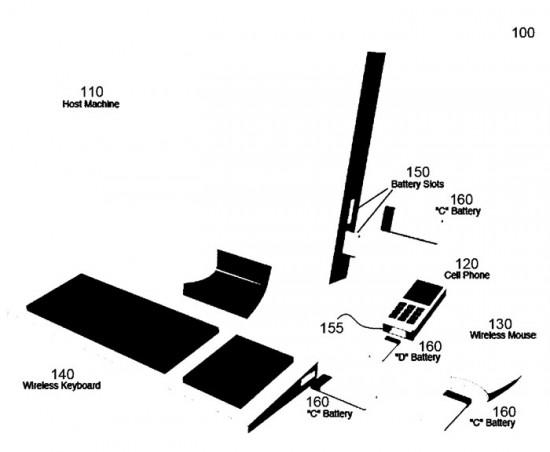 Patente da Apple para Sistema de Gerenciamento de Baterias