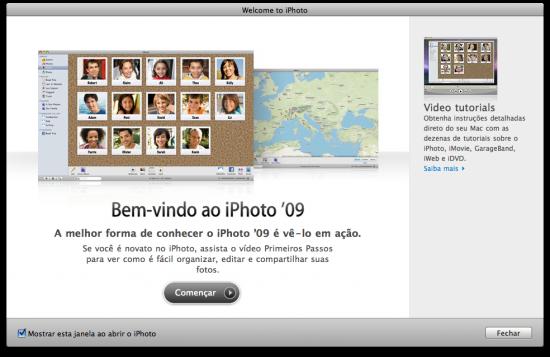 Apple e traduções: iPhoto '09
