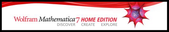 Mathematica 7 Home Edition
