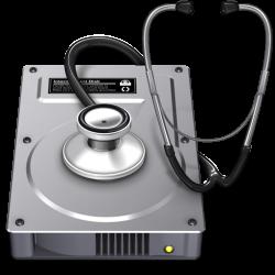 Ícone do Disk Utility