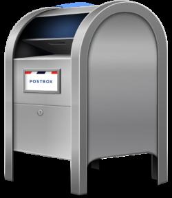 Ícone do Postbox