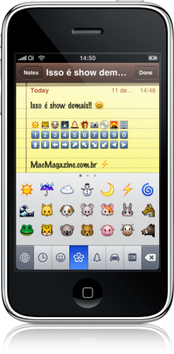 EmojiFun! no iPhone