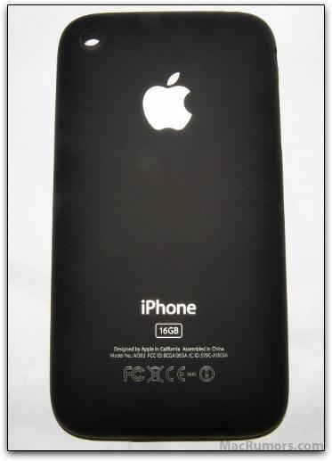 Novo iPhone vazado?