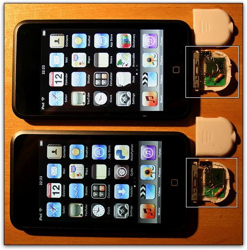 Bluetooth no iPod touch