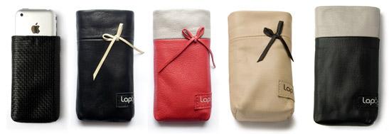 Modelos de sleeves para iPods & cia