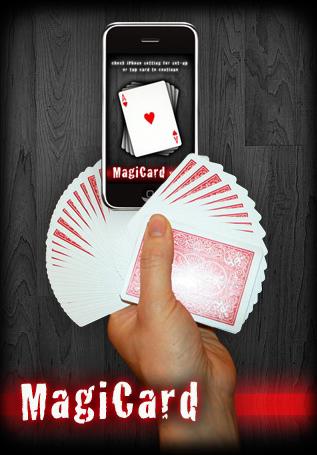 MagiCard para iPhone