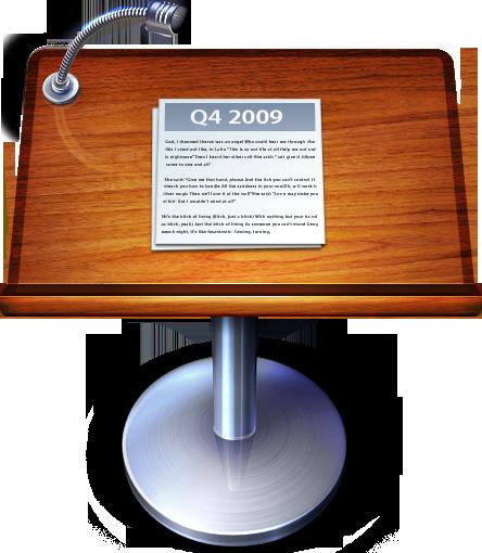 Ícone do Keynote '09