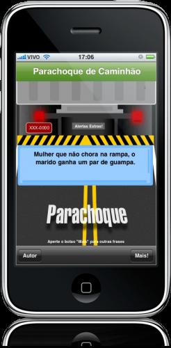 Aplicativo da Media+ no iPhone