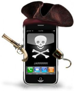 iPhone pirata jailbreak