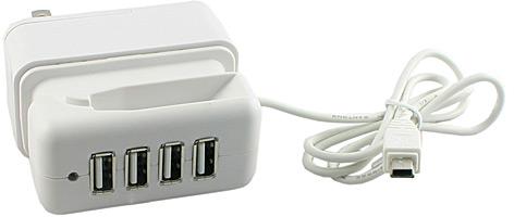 Carregador da USBfever