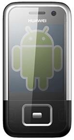 Huawei com o Google Android