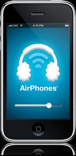 AirPhones no iPhone