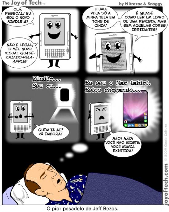 Joy of Tech: o pior pesadelo de Jeff Bezos