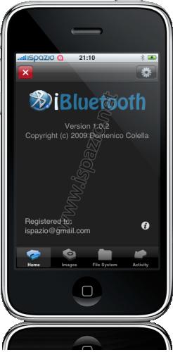 iBluetooth no iPhone