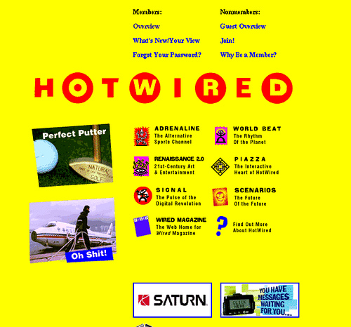 hot wired 1996