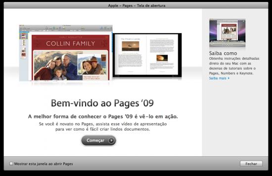 boas vindas_pages