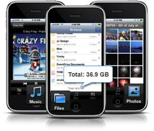 ZumoDrive no iPhone