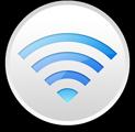 Ícone do AirPort Wi-Fi