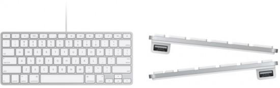 Novo Apple Keyboard