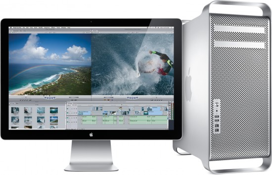 Mac Pro com LED Cinema Display