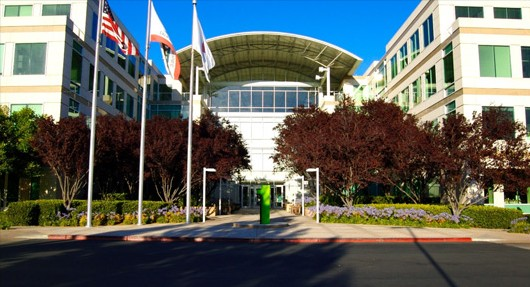 Sede a Apple em 1 Infinite Loop