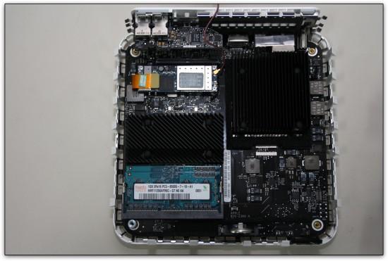 Unboxing do novo Mac mini