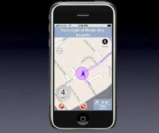xGPS no iPhone