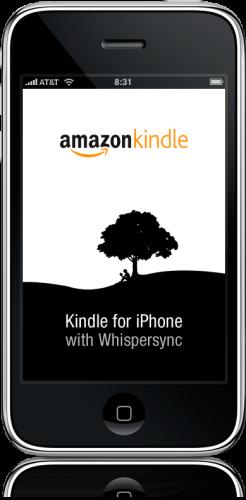 Amazon.com Kindle no iPhone
