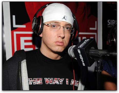 Eminem triste