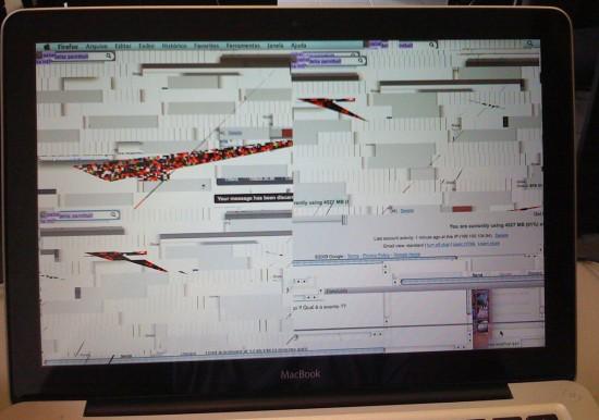 FAIL no MacBook