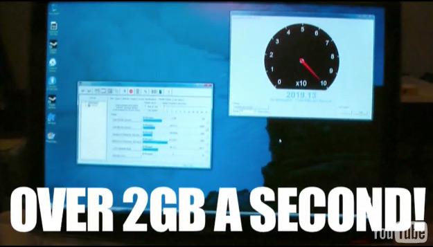 SSDs da Samsung