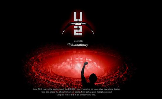 U2 - The 360 Tour