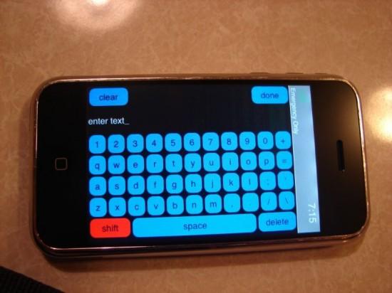 Protótipo do primeiro iPhone no eBay