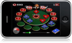 Pick't Poker no iPhone