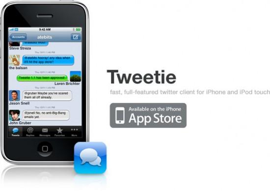 Tweetie para iPhone/iPod touch