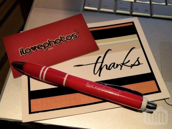 Presentes do iLovePhotos
