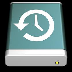 Disco de Backup do Time Machine