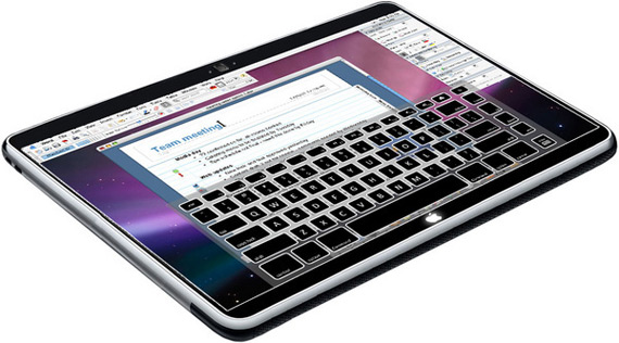 Suposta tablet da Apple