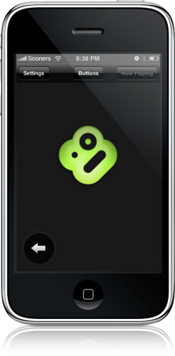 boxee remote no iPhone