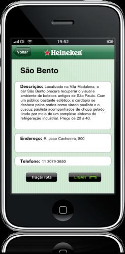 Heineken no iPhone