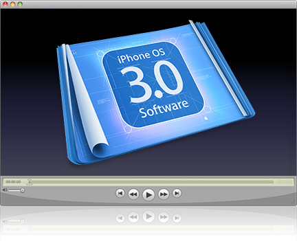 Keynote do iPhone OS 3.0