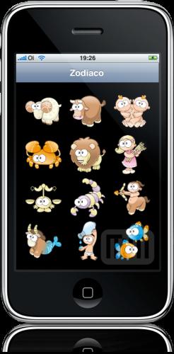 Zodiaco no iPhone
