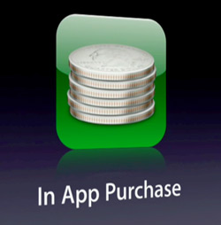 In App Purchase no iPhone OS 3.0