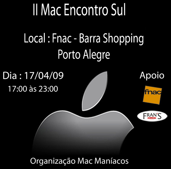 II Mac Encontro Sul
