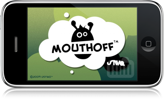 MouthOff no iPhone