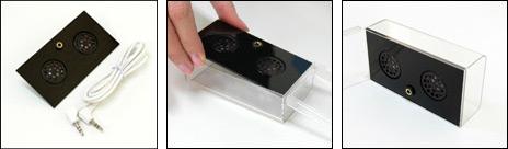 Bird-Electron iPod Recycling Speaker