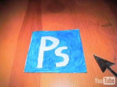 Photoshop em stop motion